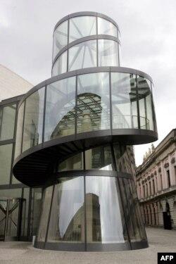 La extensión del German Historical Museum de Berlín, diseñada por Ieoh Ming Pei.
