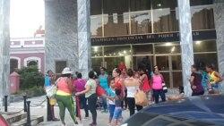 Yeiglis Monteagudo Vélez, familias reclaman ante gobierno de La Habana