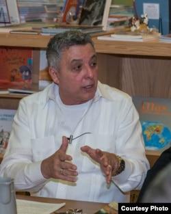 Armando de Armas. (Foto: Wenceslao Cruz)