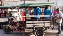 Sigue la crisis del transporte en Cuba ante presión del gobierno sobre cuentapropistas