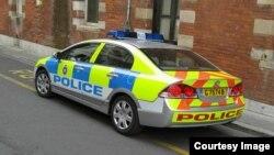Auto de la Royal Gibraltar Police