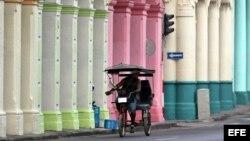 Bicitaxista apoyará protesta de boteros