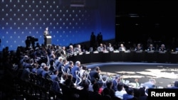 La cumbre CELAC-UE fue clausurada en Santiago de Chile el pasado domingo 27 de enero.