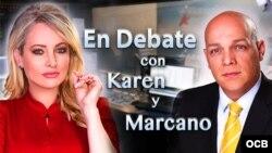En Debate con Karen y Marcano