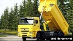 Camiones rusos Kamaz
