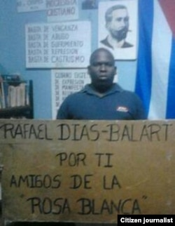 Reporta Cuba Homenaje Díaz-Balart en Matanzas