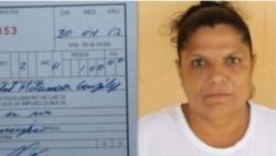 Dama de blanco a celda de castico en cárcel 'El Guatao'