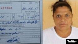 Juicio sumario a Dama de Blanco en La Habana