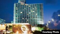 El hotel (y casino) Habana Riviera, inaugurado en 1957, fue una inversión del mafioso estadounidense Meyer Lansky