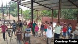 """Amenaza de demolición contra """"iglesia apostólica"""" en Camagüey"""