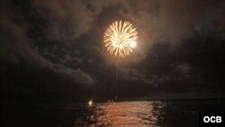 Las luces de libertad vistas desde La Habana