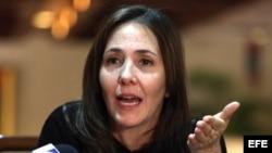 """La hija de Raúl Castro admitió al diario brasileño que la cuestión sexual """"divide"""" al Partido Comunista cubano."""