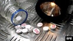 Imagen de las píldoras de hidrógeno