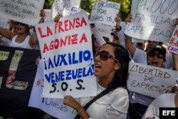 La limitación de divisas sofocó a los medios críticos del Gobierno en Venezuela.