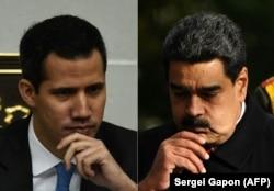 Las negociaciones entre representantes de Guaidó y Maduro continúan esta semana (Foto: Archivo).