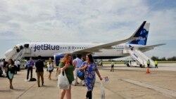 Aeropuerto de Fort Lauderdale informa sobre cancelación de vuelos a Cuba