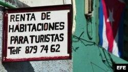 Turistas extranjeros prefieren casas particulares