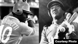 """""""Me siento como en Cuba. He tenido mucho cariño"""" dijo la leyenda de Industriales y los equipos Cuba sobre su decisión de quedarse en Miami durante un viaje familiar."""
