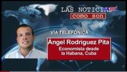 En Las Noticias Como Son de hoy, Amado Gil conversa con el economista Elías Amor Bravo, desde España, y también el economista en Cuba, Ángel Rodríguez Pita, y juntos analizan la crisis económica de la isla.