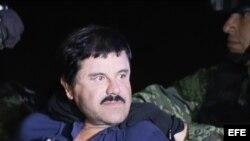 """Así fue la captura de """"El Chapo"""" Guzmán"""