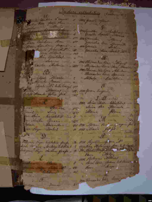 Documentos originales de archivos parroquiales de Cuba y del Archivo de Indias, España.