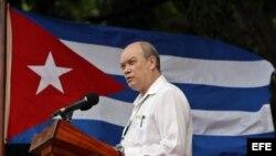 Malmierca inaugura la 33 edición de FIHAV, en La Habana.