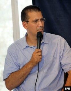 Antonio Rodiles, activista cubano.