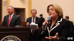 Ileana Ros-Lehtinen se pronuncia sobre situación de Antúnez
