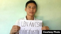 Activista courtesy of Nguyen Trung Truc
