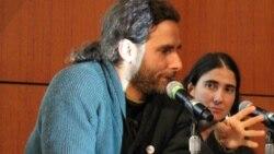 Dos blogueros hablan en NY sobre periodismo cuidadano en Cuba