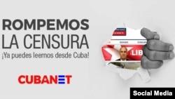 Cubanet rompe censura
