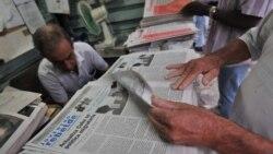 La intimidación a la prensa, un arma del régimen cubano