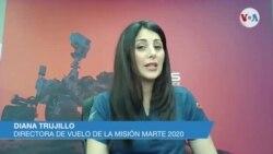 Colombiana, Diana Trujillo conversa con La Voz de América
