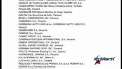 Retira Estados Unidos 60 empresas cubanas de la lista negra