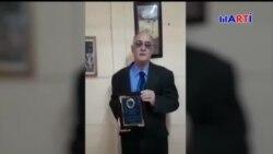 Quiñones Haces galardonado por el Instituto Patmos