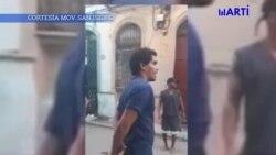 Régimen cubano continúa sitiando cede del Movimiento San Isidro