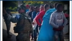 36 migrantes cubanos detenidos en Cancún