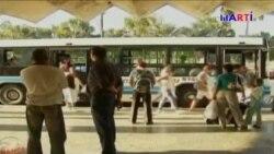 Elevadas tarifas para equipajes en transporte estatal cubano