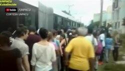 La vida diaria del santiaguero atraviesa por momentos difíciles por la falta de transporte