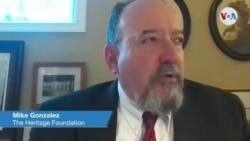 Declaraciones de Mike González en el Heritage Foundation