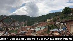 La Vega zona popular Caracas, Venezuela