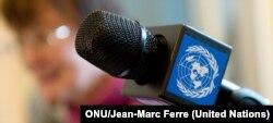 Una prensa libre es esencial en la lucha contra el coronavirus. Foto: ONU/Jean-Marc Ferre.