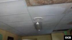 Las lámparas no funcionan.