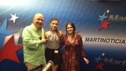 1800 Online con la actriz colombiana Jennifer Arenas.