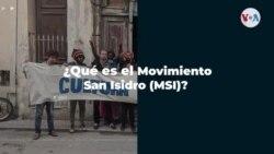 El movimiento San Isidro