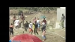 Violencia policial durante desalojos en Palma Soriano