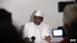 El sacerdote Lázaro Cuesta, uno de los miembros de la comisión organizadora de la letra del año en Cuba
