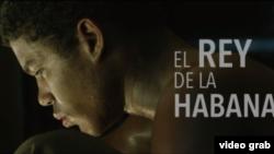 """Fotograma de """"El Rey de La Habana""""."""