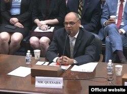 Carlos Quesada, director del Instituto Internacional de Raza, Igualdad y Derechos Humanos.