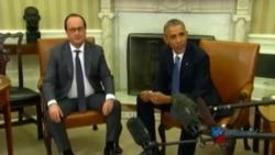 Estados Unidos y Francia intensificarán operaciones contra Estado Islámico